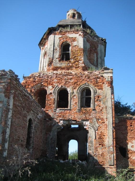 Церковь Троицы Живоначальной, Хохлово