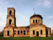 Церковь Покрова Пресвятой Богородицы - Верхнее Брусланово - Краснинский район - Липецкая область