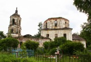 Церковь Богоявления Господня - Мицино (Медведево) - Краснохолмский район - Тверская область