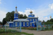 Церковь Рождества Христова - Хыркасы - Чебоксарский район - Республика Чувашия
