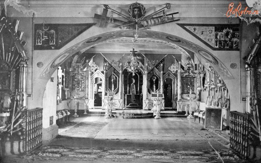 Кремль. Церковь Спаса Нерукотворного Образа в Спасской башне, Казань