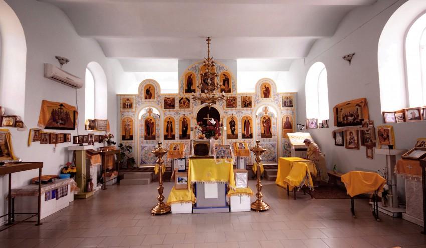 Церковь Спаса Преображения, Константиновск