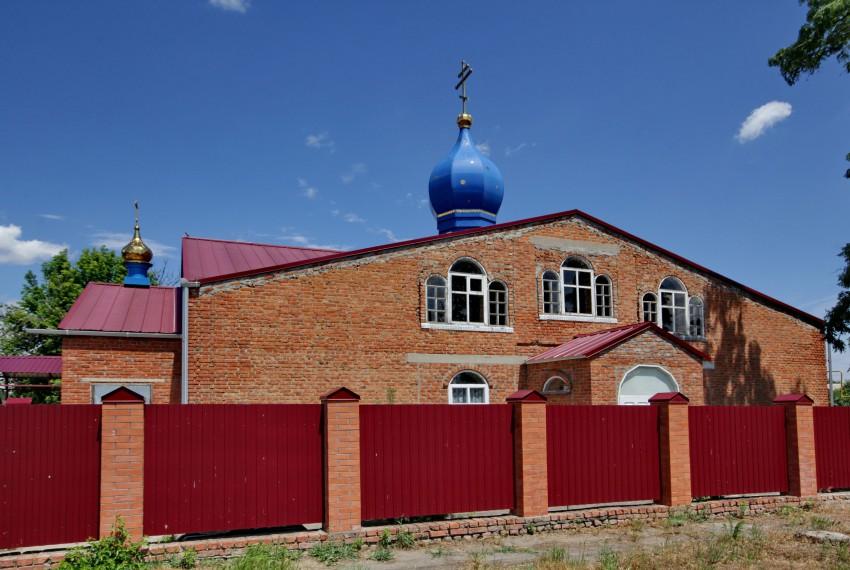 Церковь Николая Чудотворца, Николаевская