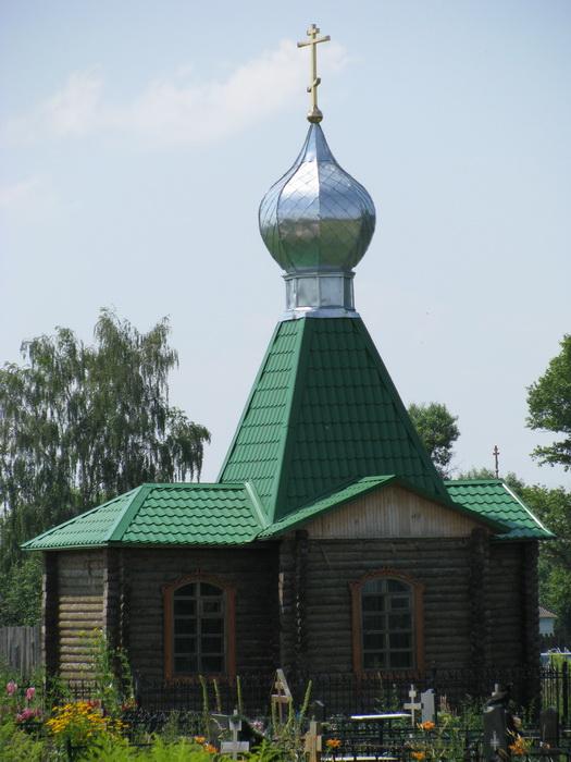 Церковь Троицы Живоначальной, Балдыж