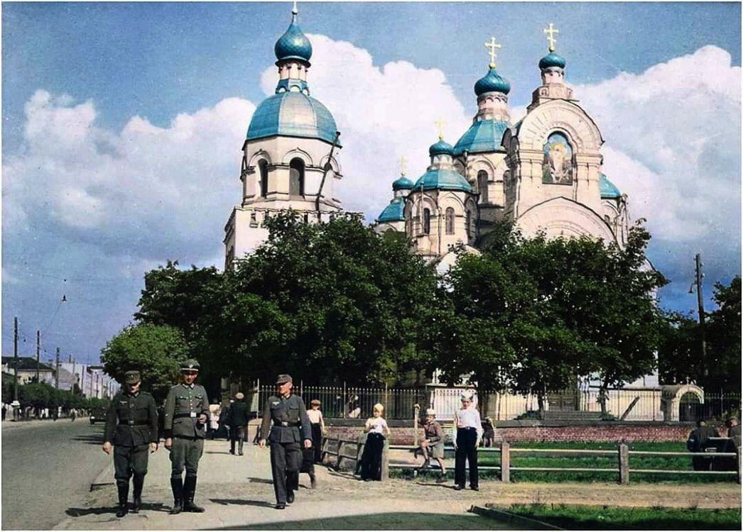 Кафедральный собор Воскресения Христова, Ровно