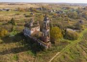 Церковь Воскресения Христова - Сараево - Нерехтский район - Костромская область