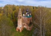 Церковь Троицы Живоначальной - Выголово - Нерехтский район - Костромская область