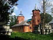 Церковь Троицы Живоначальной в посёлке Аккумулятор - Курск - Курск, город - Курская область