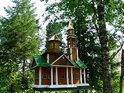 Церковь Сретения Господня - Самушкино - Волховский район - Ленинградская область