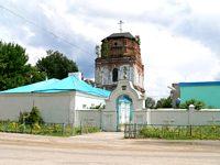 Выкса. Выксунский Иверский монастырь. Церковь Иверской иконы Божией Матери