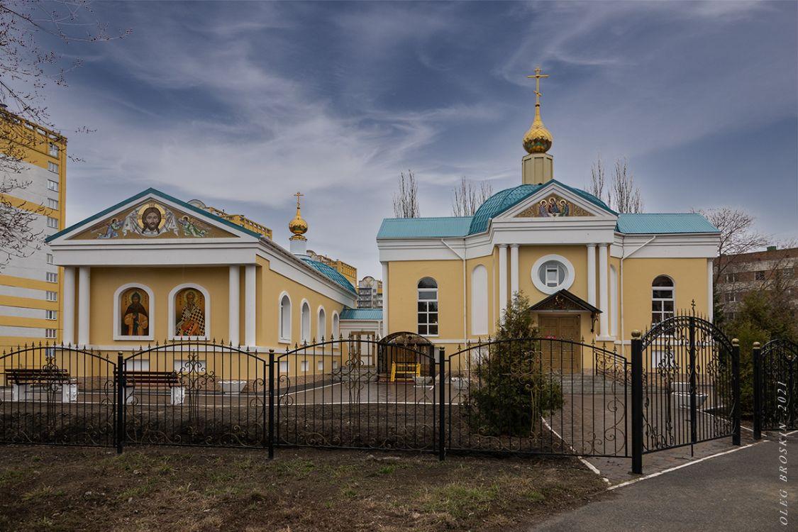 Омская область, Омск, город, Омск. Часовня Пантелеимона Целителя, фотография. фасады