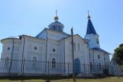 Томаровка. Казанской иконы Божией Матери, церковь