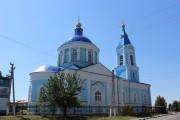 Борисовка. Михаила Архангела, церковь