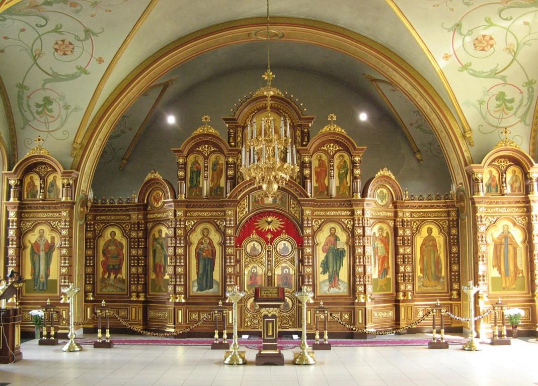 Церковь Екатерины при бывшей женской гимназии, Вятка (Киров)