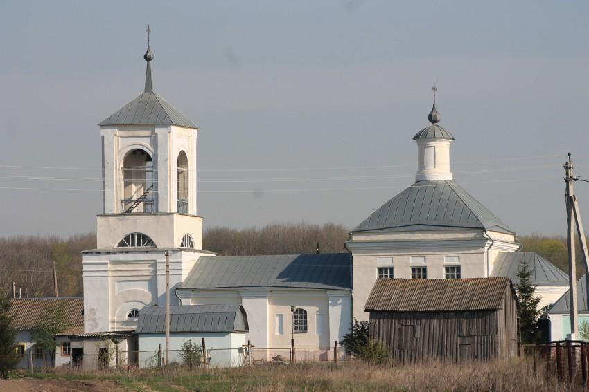 Церковь Николая Чудотворца, Мечнянка