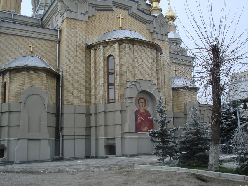 Собор Пантелеимона Целителя, Ессентуки