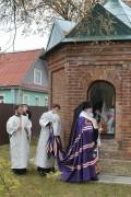 Часовня Василия Великого - Чернавино - Волховский район - Ленинградская область