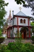 Церковь Пантелеимона Целителя - Кисловодск - Кисловодск, город - Ставропольский край