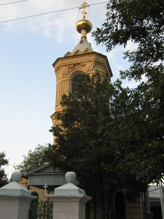 Церковь Покрова Пресвятой Богородицы, Ессентуки