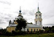 Церковь Троицы Живоначальной - Троицкое - Угличский район - Ярославская область