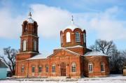 Верхний Студенец. Николая Чудотворца, церковь