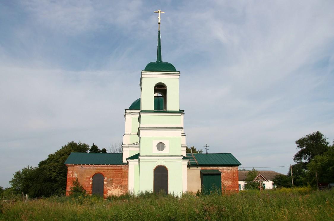 Церковь Михаила Архангела, Черниговка