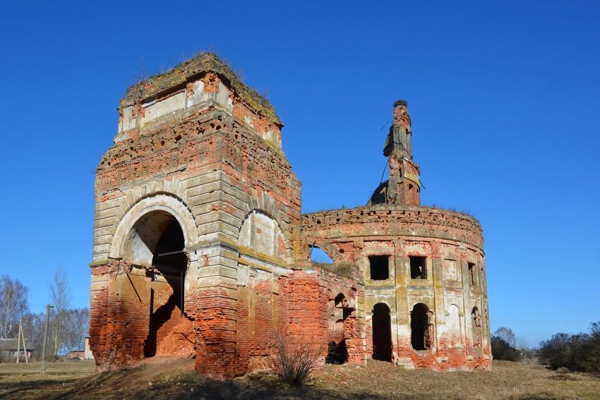 Церковь Покрова Пресвятой Богородицы, Черепово