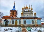 Курск. Ахтырской иконы Божией Матери, церковь