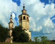 Церковь Спаса Преображения - Слобода - Лузский район - Кировская область