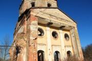 Церковь Троицы Живоначальной - Савинское - Борисоглебский район - Ярославская область