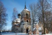 Церковь  Николая Чудотворца (Бориса и Глеба) - Деревеньки - Борисоглебский район - Ярославская область