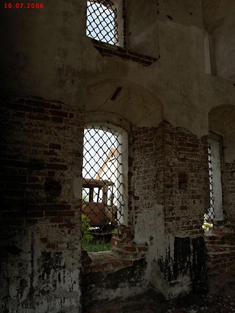 Церковь Параскевы Пятницы, Белозерск