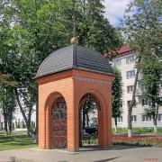 Неизвестная часовня - Полоцк - Полоцкий район и г. Полоцк - Беларусь, Витебская область