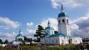 Енисейск. Спасо-Преображенский монастырь. Собор Спаса Преображения