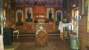 Монастырское, оз.. Скит Спасо-Преображенского монастыря. Церковь Новомучеников и исповедников Церкви Русской