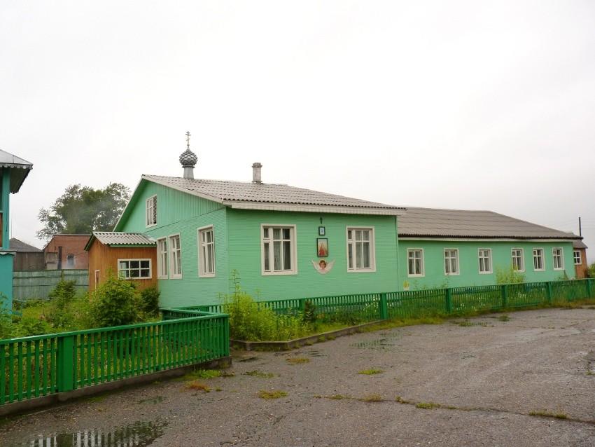 Иверский монастырь, Енисейск