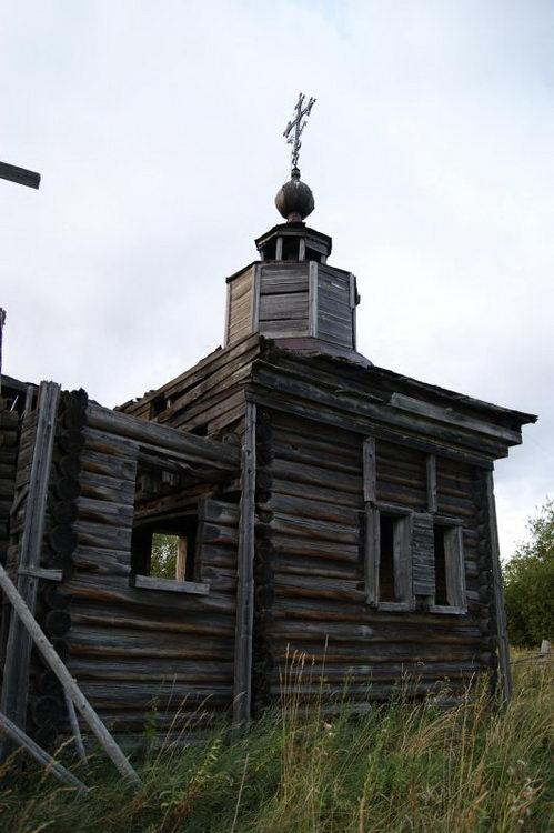 Часовня Николая Чудотворца, Вадыб