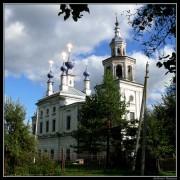 Церковь Троицы Живоначальной - Петровское - Лежневский район - Ивановская область