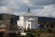 Церковь Казанской иконы Божией Матери - Куса - Кусинский район - Челябинская область