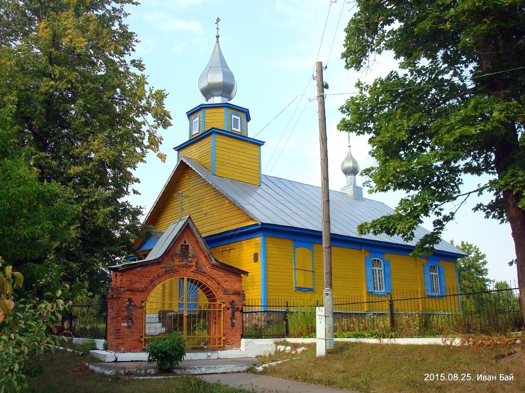 Церковь Троицы Живоначальной-Кублищина-Миорский район-Беларусь, Витебская область