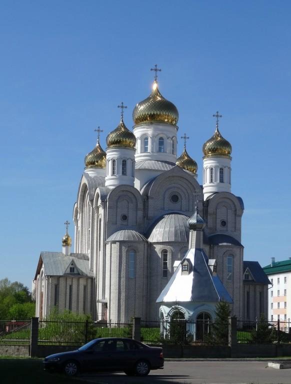 Церковь Спаса Преображения, Светлогорск