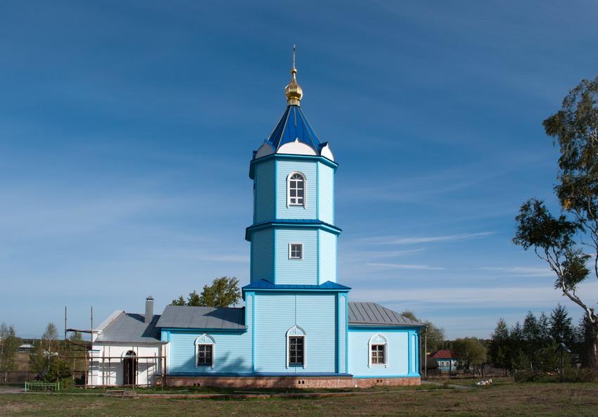 Церковь Спаса Нерукотворного Образа, Канерга