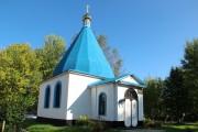 Церковь Георгия Победоносца в Красных Сосенках - Тейково - Тейковский район - Ивановская область