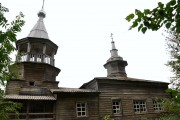Ворзогоры (Яковлевское). Зосимы и Савватия Соловецких, церковь
