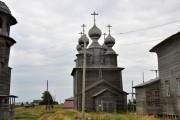 Ворзогоры (Кондратьевское). Николая Чудотворца, церковь