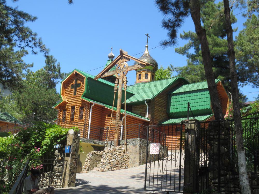 Краснодарский край, Сочи, город, Сочи. Церковь иконы Божией Матери