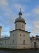 Юрьев мужской монастырь. Церковь Алексия, митрополита Московского - Юрьево - Великий Новгород, город - Новгородская область
