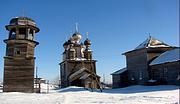 Ансамбль Ворзогорского погоста - Ворзогоры (Кондратьевское) - Онежский район - Архангельская область