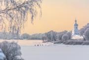 Юрьев мужской монастырь. Церковь Михаила Архангела - Юрьево - Великий Новгород, город - Новгородская область