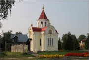 Мышкин. Георгия Победоносца, часовня
